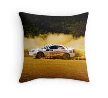Evans and Murphy Throw Pillow
