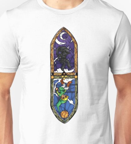 The Legend of Zelda : Night'N'Day Unisex T-Shirt