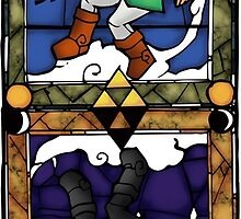 The Legend of Zelda : Night'N'Day by RedRustyRaven