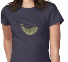 Oh hai there dinner!  Womens Fitted T-Shirt