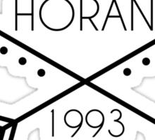Horan 1993 Sticker