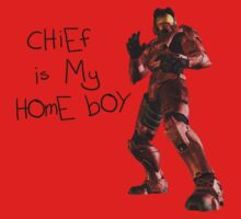 Chief is my homeboy. by aydanfranks