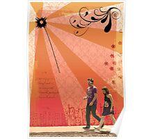 My dear Valentine Poster