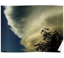 """Thunderstorm"" Poster"