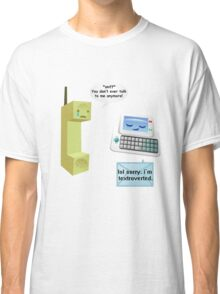 Textroverted Classic T-Shirt
