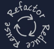 Reduce, Reuse, Refactor by AdTheBad