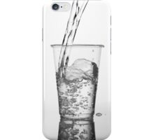 Fresh water pouring iPhone Case/Skin
