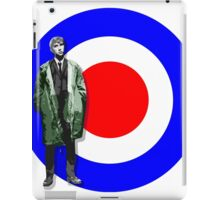 Jimmy back to Brighton iPad Case/Skin