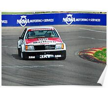 Brocky's-Oran Park Raceway #6 Poster