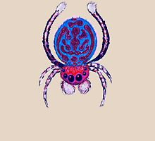 Peacock Spider #2 Womens Fitted T-Shirt