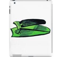 nail clippers iPad Case/Skin