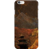 Nepal iPhone Case/Skin
