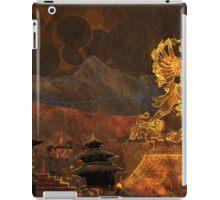 Nepal iPad Case/Skin