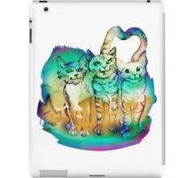 Three Brothers iPad Case/Skin