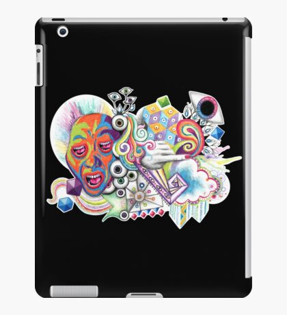 Eyeless iPad Case/Skin