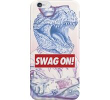 DINO SWAG - iPhone 5/s Case, T-shirt and pillows iPhone Case/Skin
