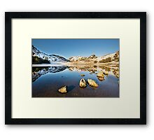 Blea Tarn - Lake District - Cumbria Framed Print