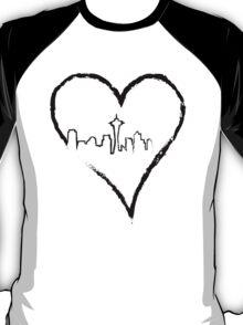 Heart of Seattle T-Shirt