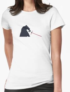 Star Wars Episode VII: The Force Awakens Womens Fitted T-Shirt