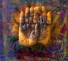 Sacred  by Elena Ray