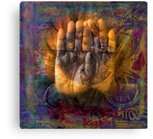 Sacred  Canvas Print