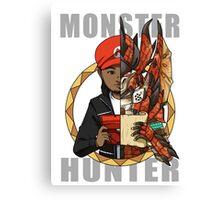 Hunter's Life (Glenn R Custom) Canvas Print