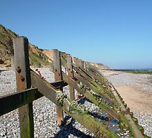 Sea Defence by CjbPhotography