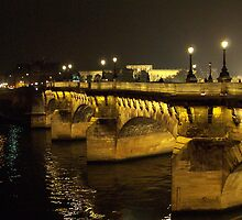 Pont Neuf by Nick Mee