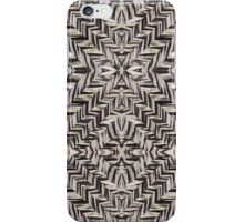 Black & White patterning iPhone Case/Skin