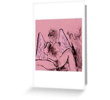 angel (2015) Greeting Card