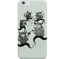 YAKKING YAKS iPhone Case/Skin