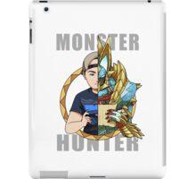 Hunter's Life (Glenn Z Custom) iPad Case/Skin