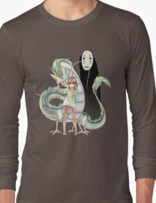 Spirited Away - Chihiro Long Sleeve T-Shirt