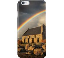 Nature's Halo iPhone Case/Skin