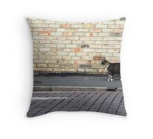 trafficstopping Throw Pillow