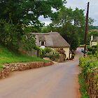 Kingskerswell Old Village by lezvee