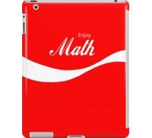 Enjoy Math iPad Case/Skin