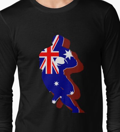 Rugger - Aussie Long Sleeve T-Shirt