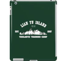 Vigilante Training Camp iPad Case/Skin