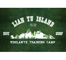 Vigilante Training Camp Photographic Print