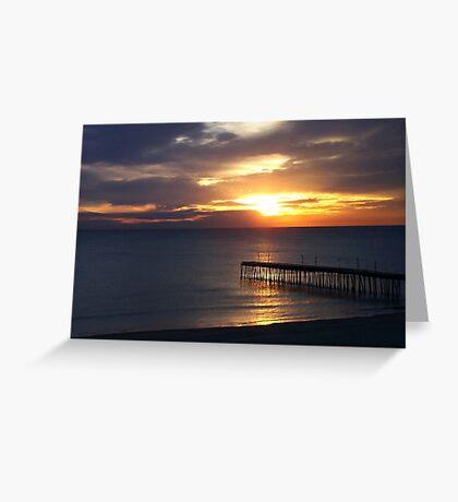 Hope on the Horizon Greeting Card