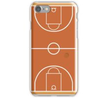 SPORT PERSPECTIVE - BASKET iPhone Case/Skin