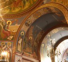 Russian Orthodox Church by StarKatz