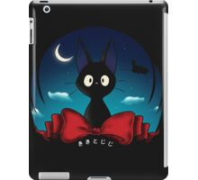 The Witch's Familiar iPad Case/Skin