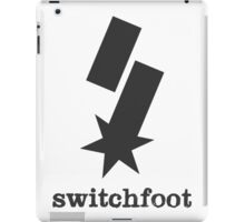 "Switchfoot ""S"" Logo (Gray) iPad Case/Skin"
