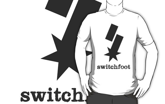 """Switchfoot """"S"""" Logo (Gray) by Maxdoggy"""