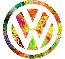 volkswagen hippie by haydos4life