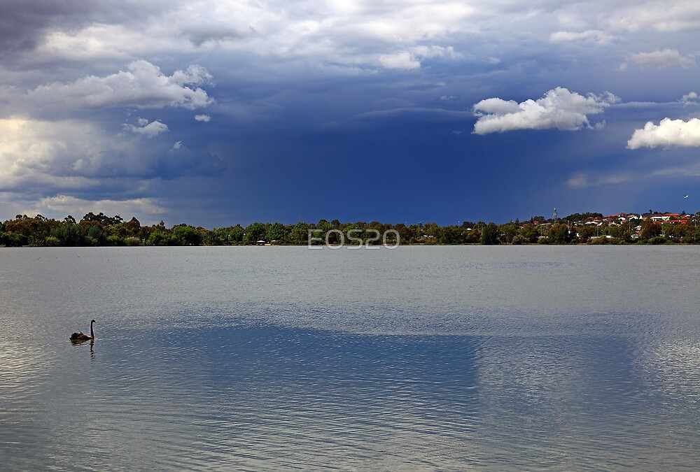 Afternoon Storm  by EOS20