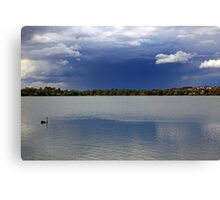Afternoon Storm  Canvas Print