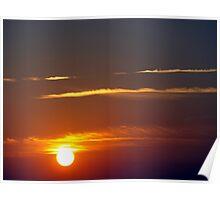 Sundown Island Poster